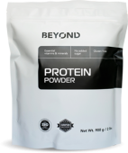 BEYOND PROTEIN POWDER