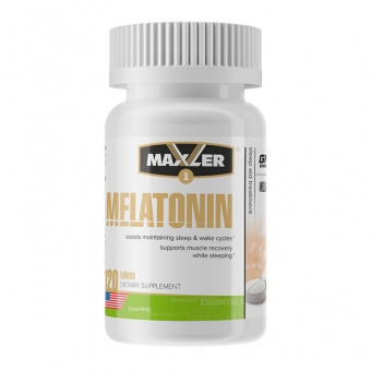 Melatonin 120 tabs