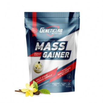 Geneticlab MASS GAINER 1000gr/10serv