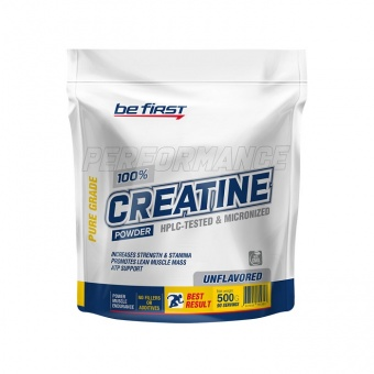 BeFirst Creatine Monohydrate powder 500 гр