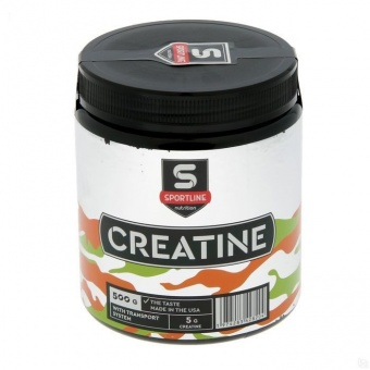 SportLine Creatine with Transport System 500g